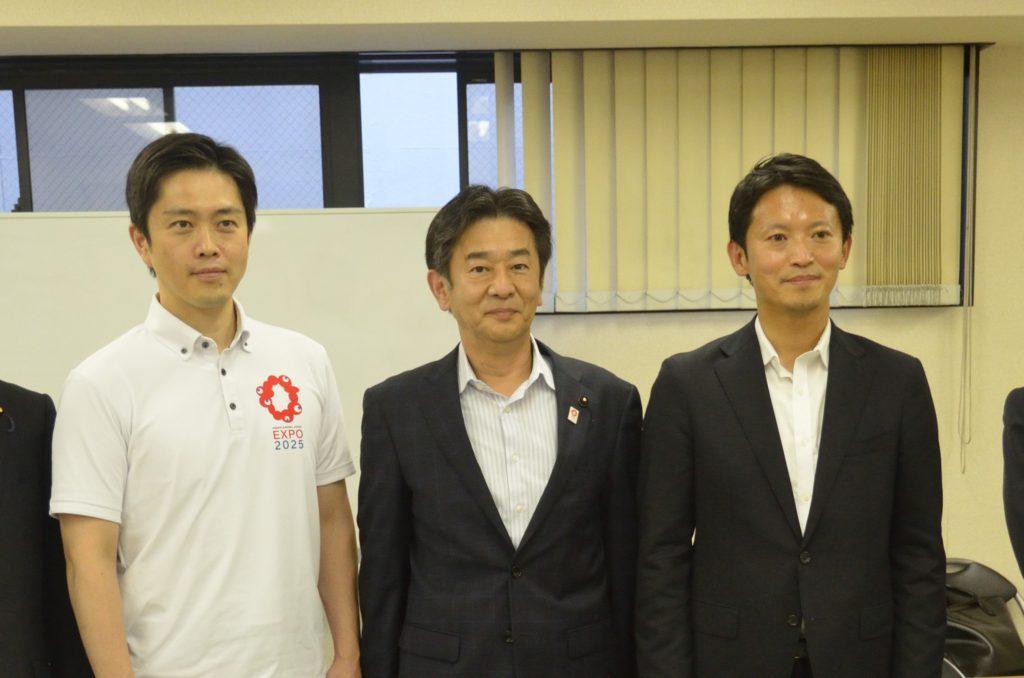 斉藤兵庫県知事